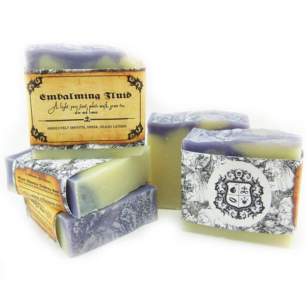Embalming Fluid Soap