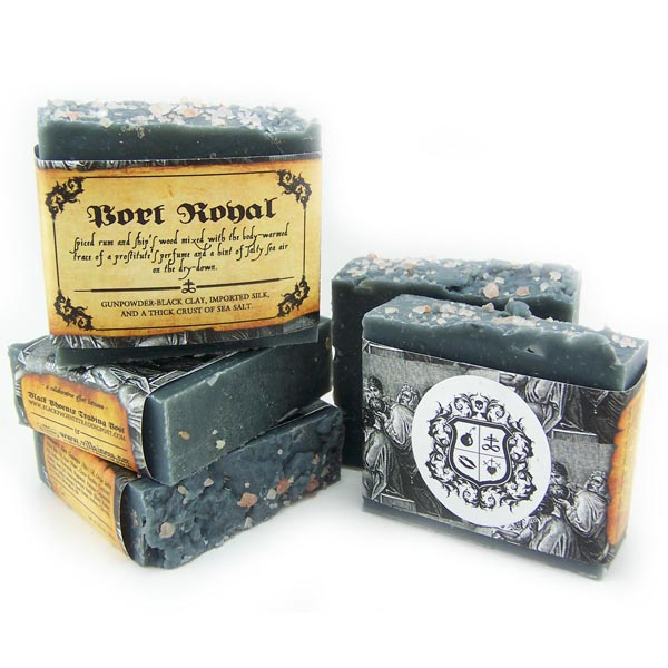 Port Royal Soap