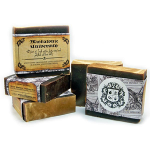 Miskatonic University Soap