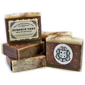 Pumpkin Tart Soap